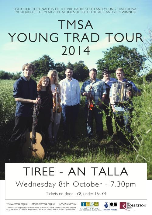 Tiree poster